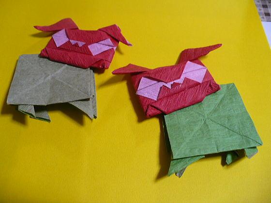 ハート 折り紙 折り紙 剣 折り方 : divulgando.net