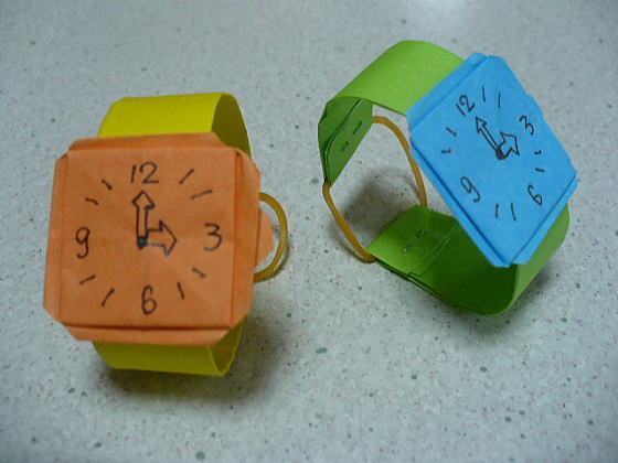 クリスマス 折り紙 折り紙 腕時計 : rsntnt.blog.so-net.ne.jp