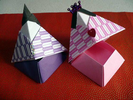 クリスマス 折り紙 : 折り紙 お雛様 : rsntnt.blog.so-net.ne.jp
