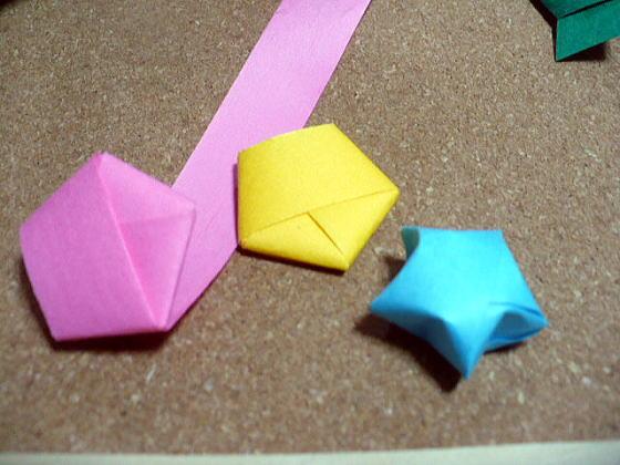 ハート 折り紙 折り紙 星 こんぺいとう : hagifood.com