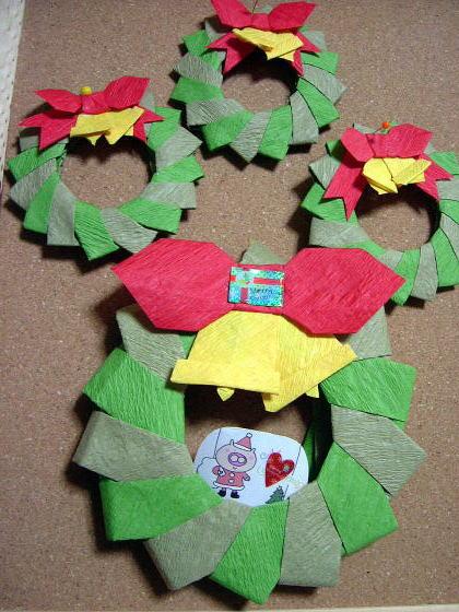 ハート 折り紙:折り紙クリスマスツリー簡単-divulgando.net