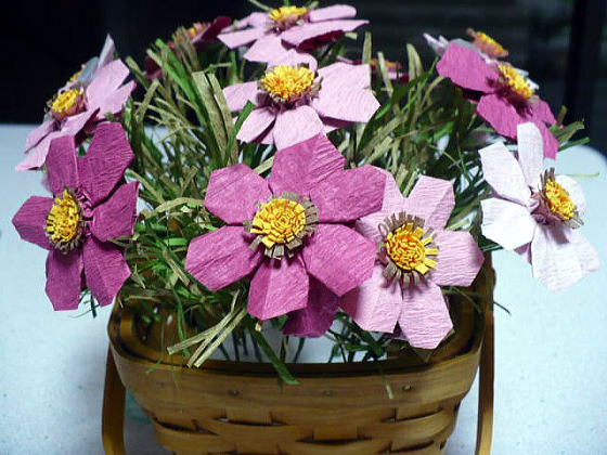 ハート 折り紙 : 折り紙折り方花立体 : divulgando.net