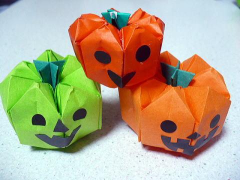 簡単 折り紙 折り紙 かぼちゃ : rsntnt.blog.so-net.ne.jp