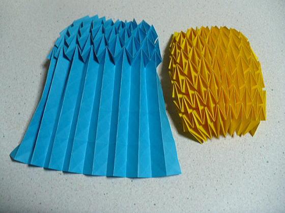 折り 折り紙 折り紙 マジックボール 折り方 : divulgando.net