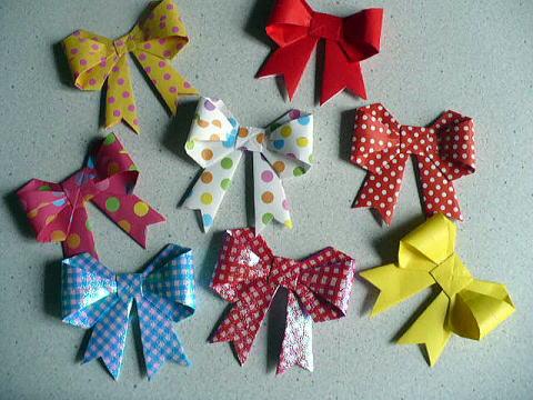 クリスマス 折り紙 折り紙 リボン : rsntnt.blog.so-net.ne.jp