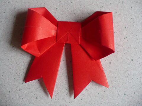 クリスマス 折り紙 折り紙 リボンの作り方 : rsntnt.blog.so-net.ne.jp