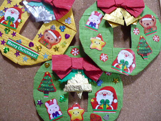 すべての折り紙 クリスマス折り紙飾り作り方 : 作り方《折り紙》 : 【折り紙 ...