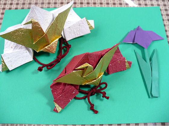 すべての折り紙 折り紙 簡単 花束 : エラー:So-netブログ