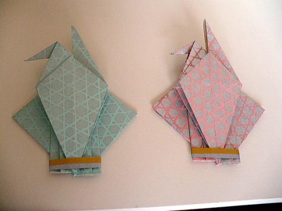 すべての折り紙 長方形 折り紙 鶴 : でも雰囲気だけでも感じがつ ...